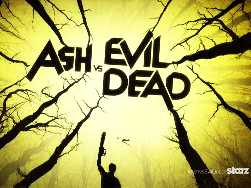 Ash vs Evil Dead New York Comic-Con