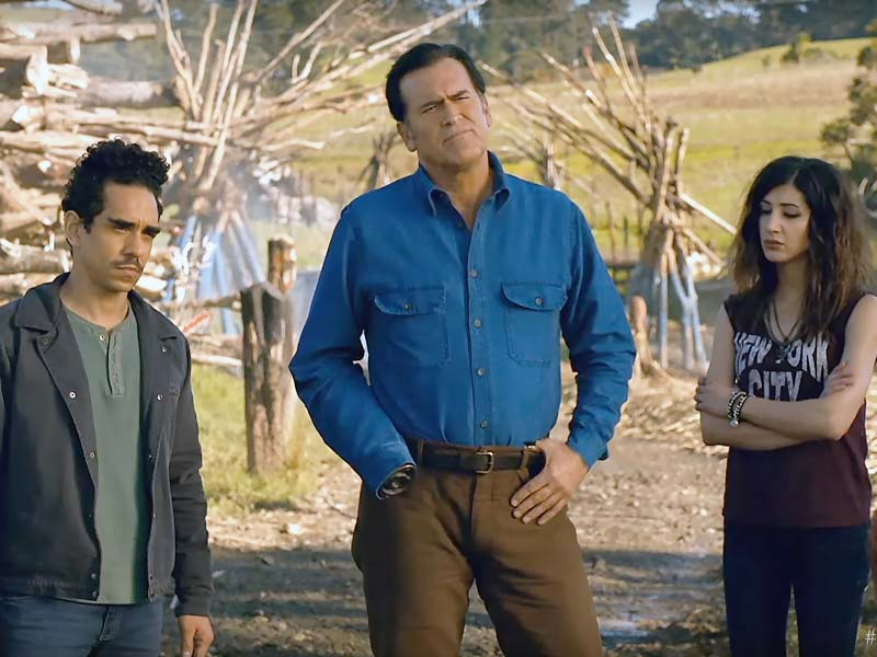 Ash vs Evil Dead Episode 4