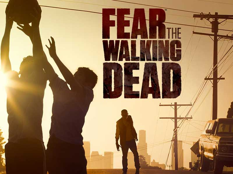 Fear The Walking Dead opening scene
