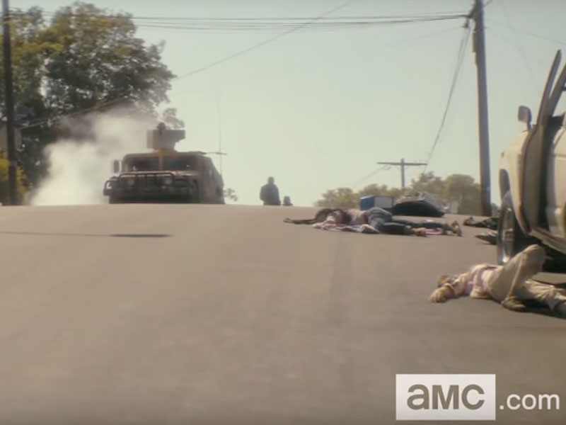 Fear The Walking Dead Video Leak S1E4