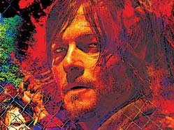 The Walking Dead November Giveaway Daryl Poster