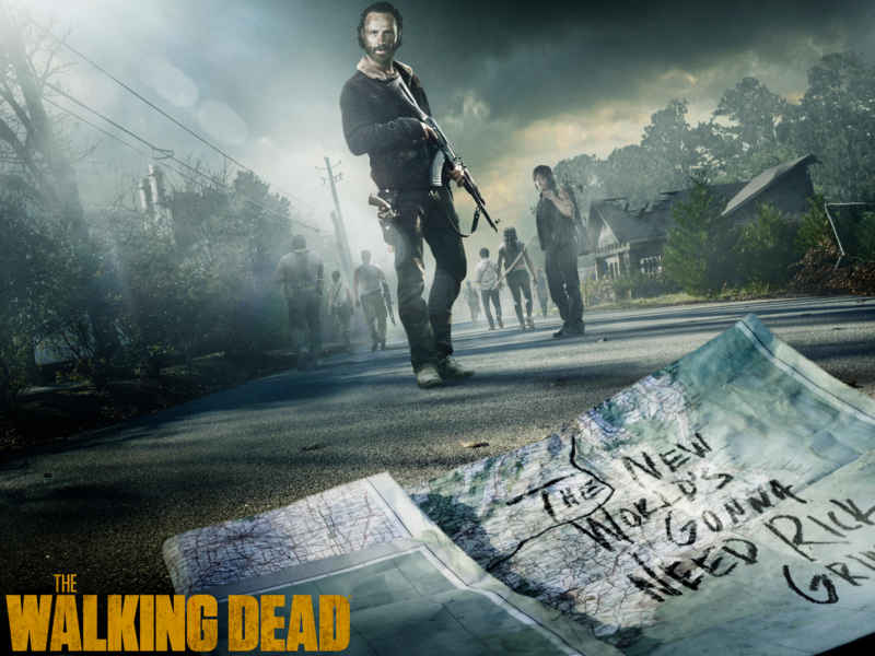 The Walking Dead Poster Season 6